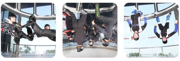 Indoor Skydiving World Championships Categories